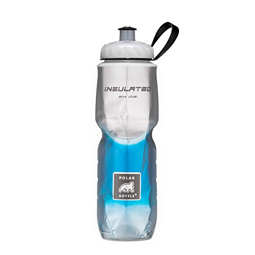 Polar Bottle Insulated Water Bottle 24 oz  100 BPA프리 Cycling amp Sports Water Bottle Blue Fade 24 Ounce Blue Fade