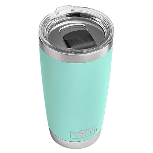 YETI Rambler 20 oz Stainless Steel Vacuum Insulated Tumbler wMagSlider Lid